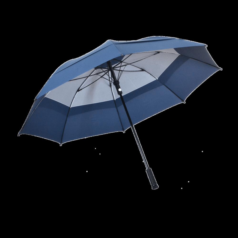Double Canopy Wind-resistant Golf Umbrella