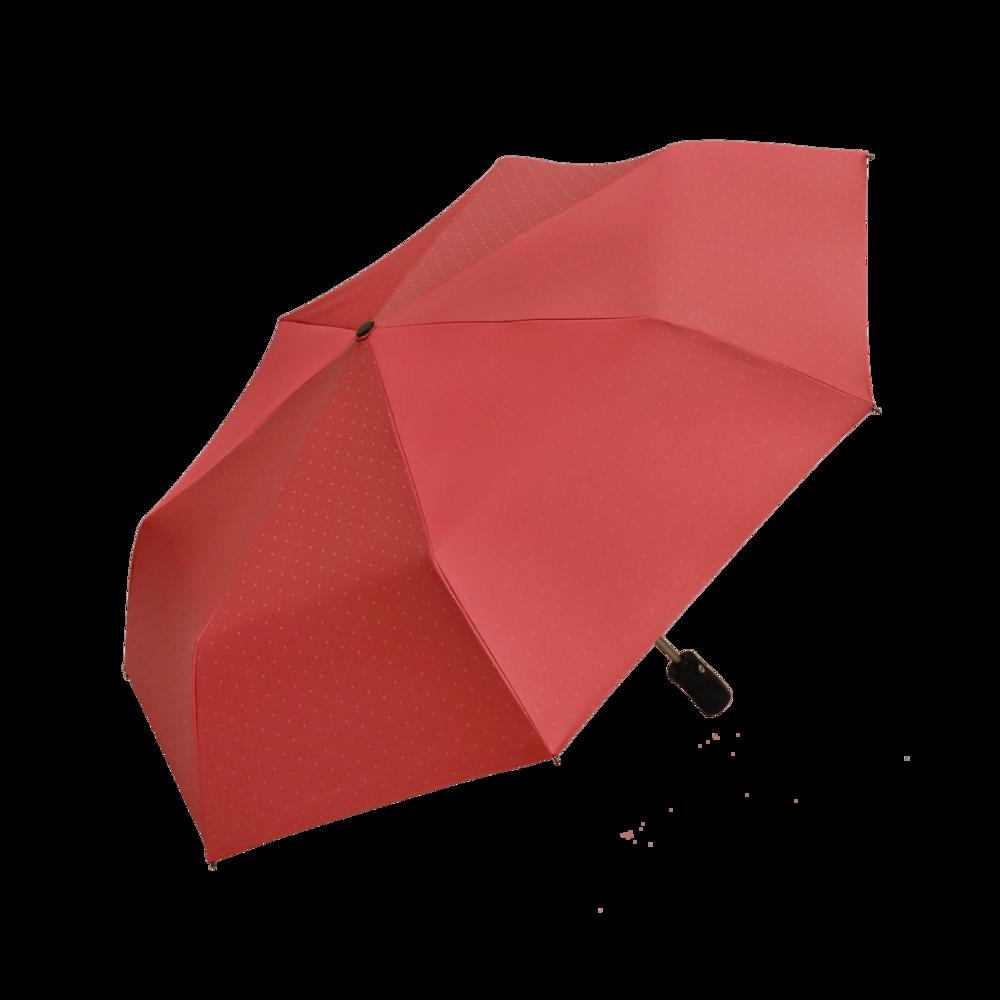 Auto Folding Travel Umbrella with Safe Lock Design