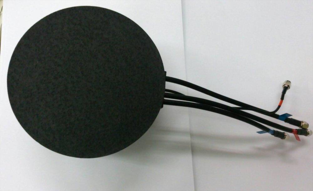 GPS+SGM+4G LTE+WIFI 2.4~6GHz  antenna
