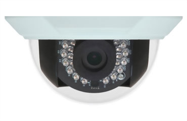2MP Vandal-resistant Network IR Fixed Dome Camera