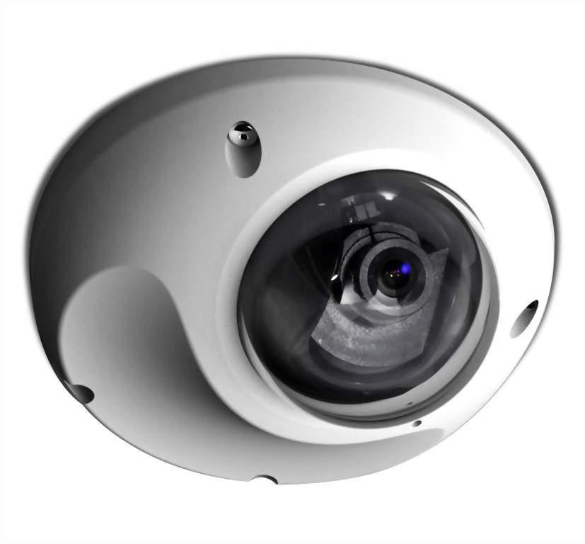 Mini IP Dome Camera