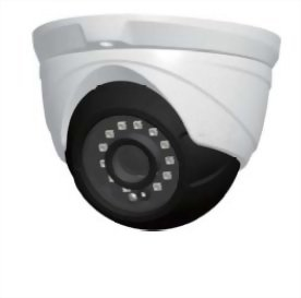 Small IR Dome Network Camera