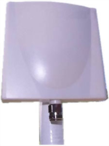 Panel Directional Outdoor/Indoor Antenna,WiFi 2400-2500/4900-5875MHz, 13/15dBi Gain