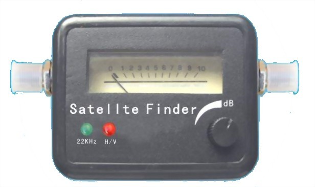 5~2400MHz SATELLITE FINDER