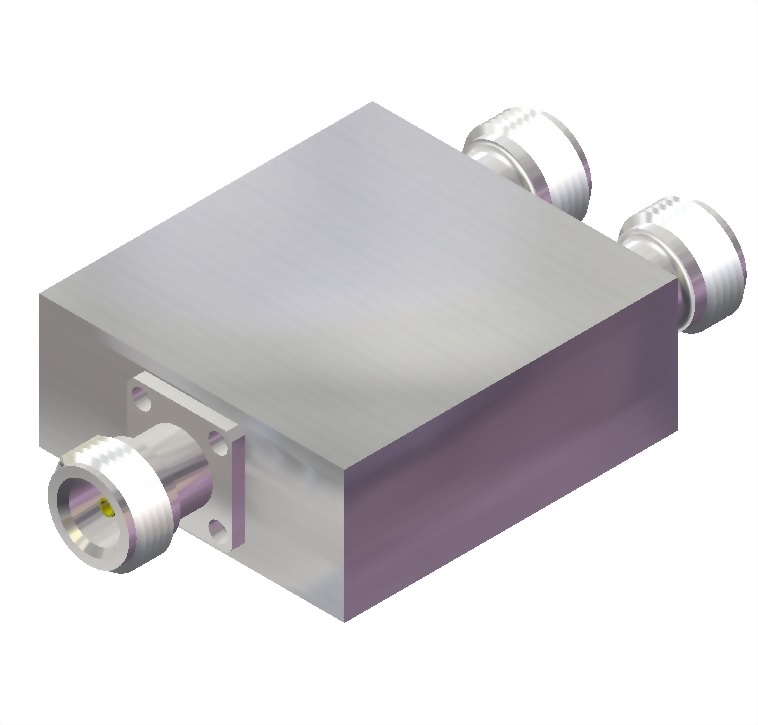 100~6000MHz 2-WAY POWER DIVIDER