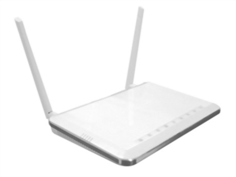 HIGH POWER AC1200 WI-FI ROUTER