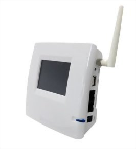 High Power 802.11 b/g/n Indoor Wireless Smart Touch Repeater(2T2R)