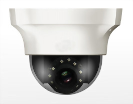 3Megapixel/H.264/1080P Real-Time/D-WDR