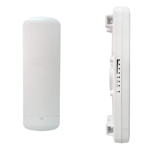 802.11n Long-Range Outdoor AP/CPE Built-in 14dBi Dual-Polarity Antenna