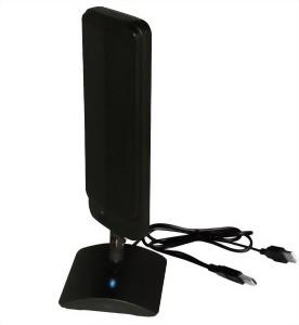 12dBi Omni antenna+802.11b/g 1W USB 2.0 adapter
