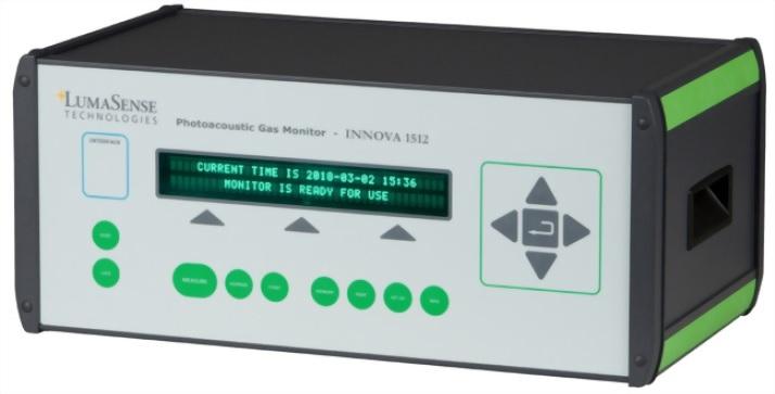 紅外光聲譜氣體監測儀