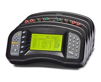 Fluke 1560高精度溫度資料蒐集