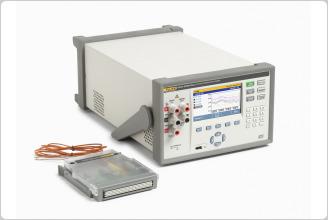 溫度資料蒐集-高精度多通道蒐集測溫儀-Fluke 1586A