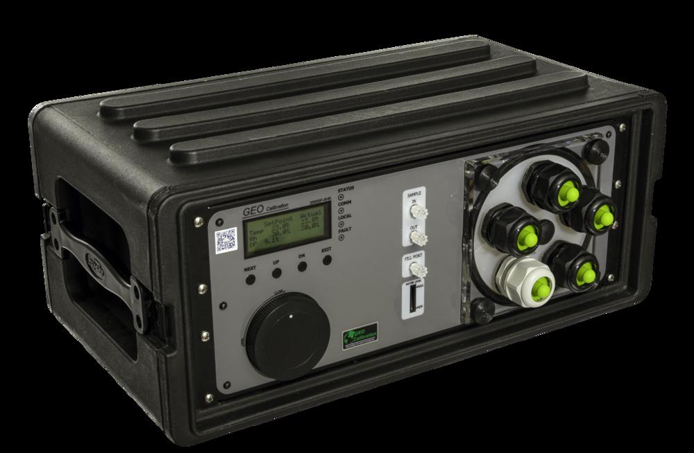 濕度校正產生器-攜帶式與校正系統