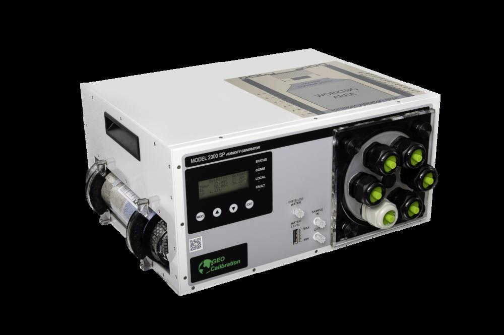 濕度校正產生器-攜帶式與高精準度