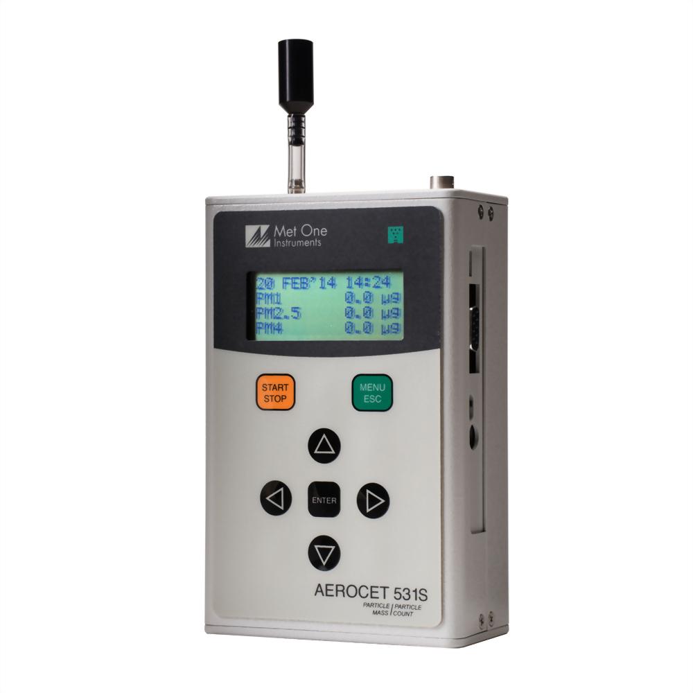 PM2.5空氣粉塵粒子計數器|偵測器-無塵室