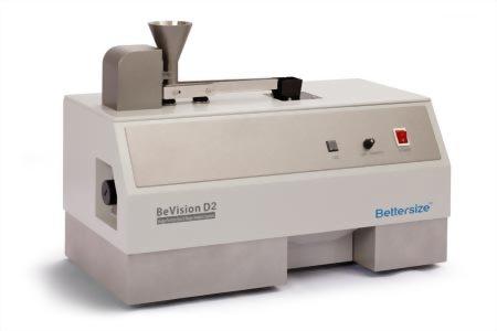 影像圖像粒徑分析儀