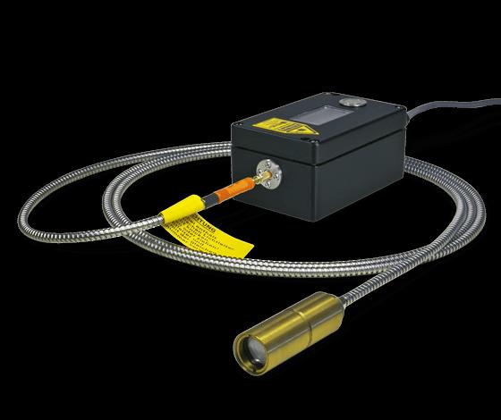 光纖式測溫儀-熔融金屬