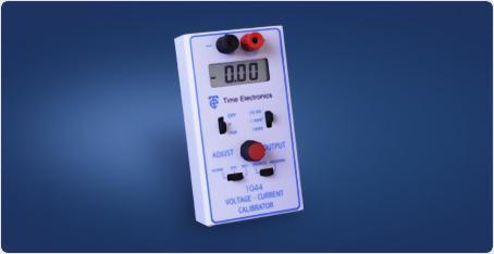 手持式電流和電壓校正器