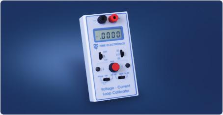 手持式電流|電壓和電流迴路校正器