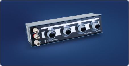 十進位電感箱1 mH…10H