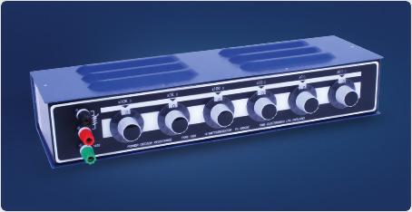 十進位電阻箱 0.1Ω...120kΩ