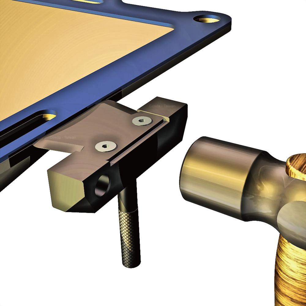 Transmissions Oil Pan Separator seal cutter