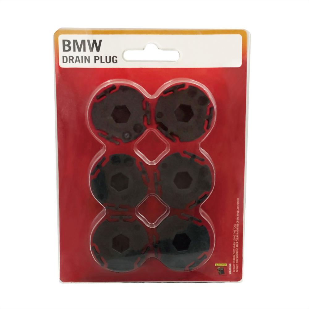 Nylon Oil Drain Plugs for BMW (6 pcs)