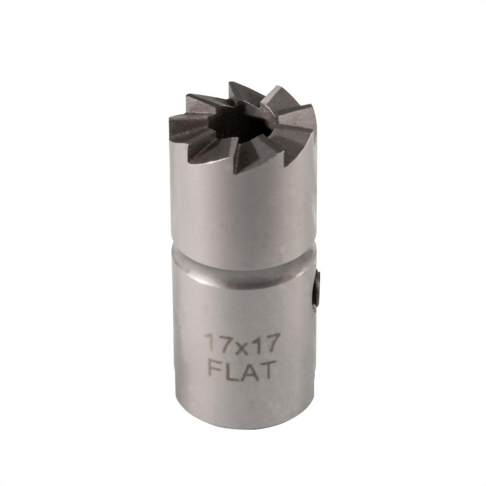 17 × 17 mm Flat Reamer