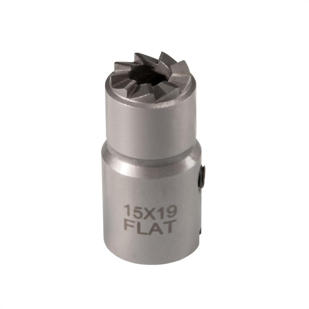 15 × 19 mm Flat Reamer