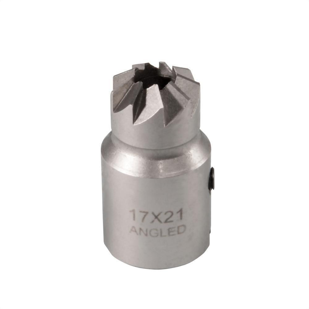 17 × 21 mm Angled Reamer