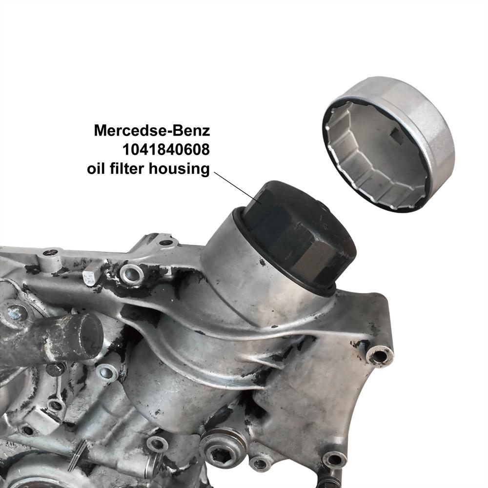 Mercedes W203 W202 W214 W463 W163 W140 oil change