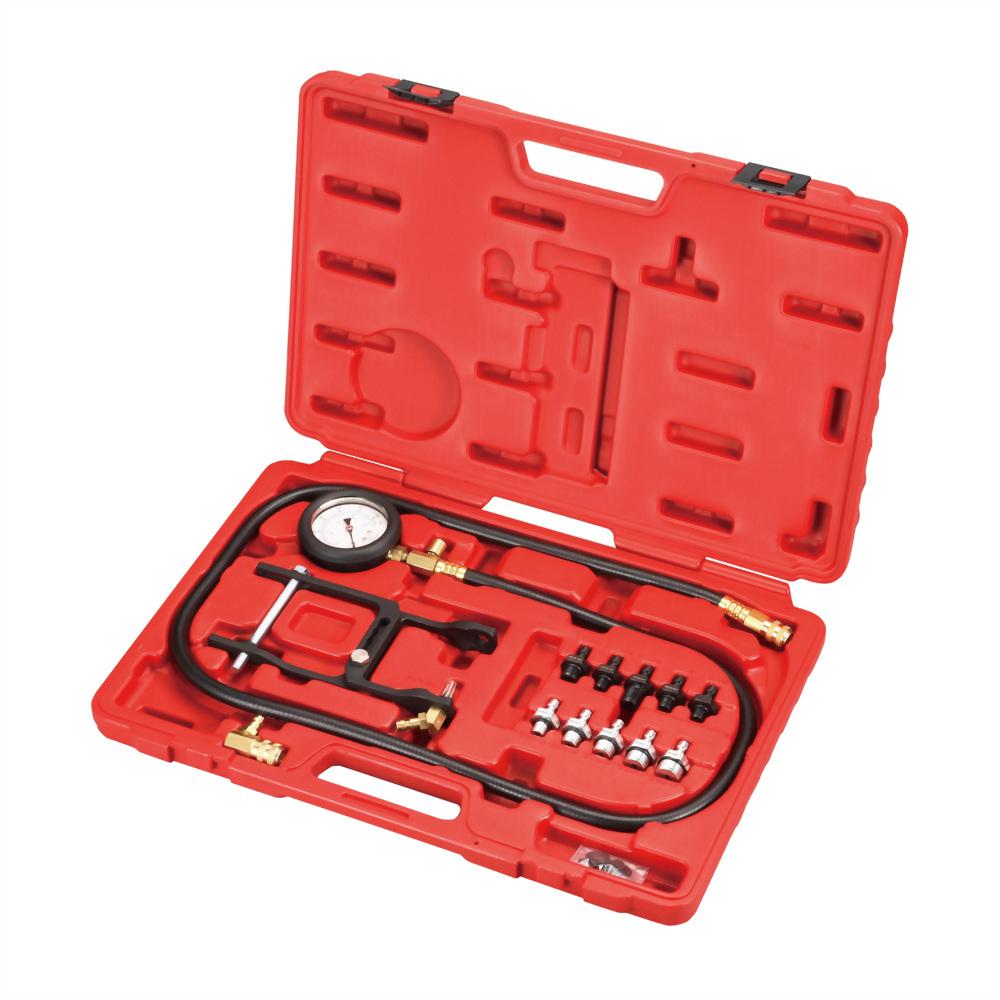 Engine Oil Pressure Tester Diagnostic Gauge Low Oil Warning Tool