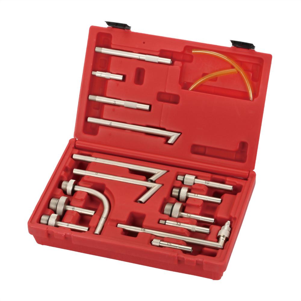 Transmission Fluid Refilling Adapter Set (15 pcs)