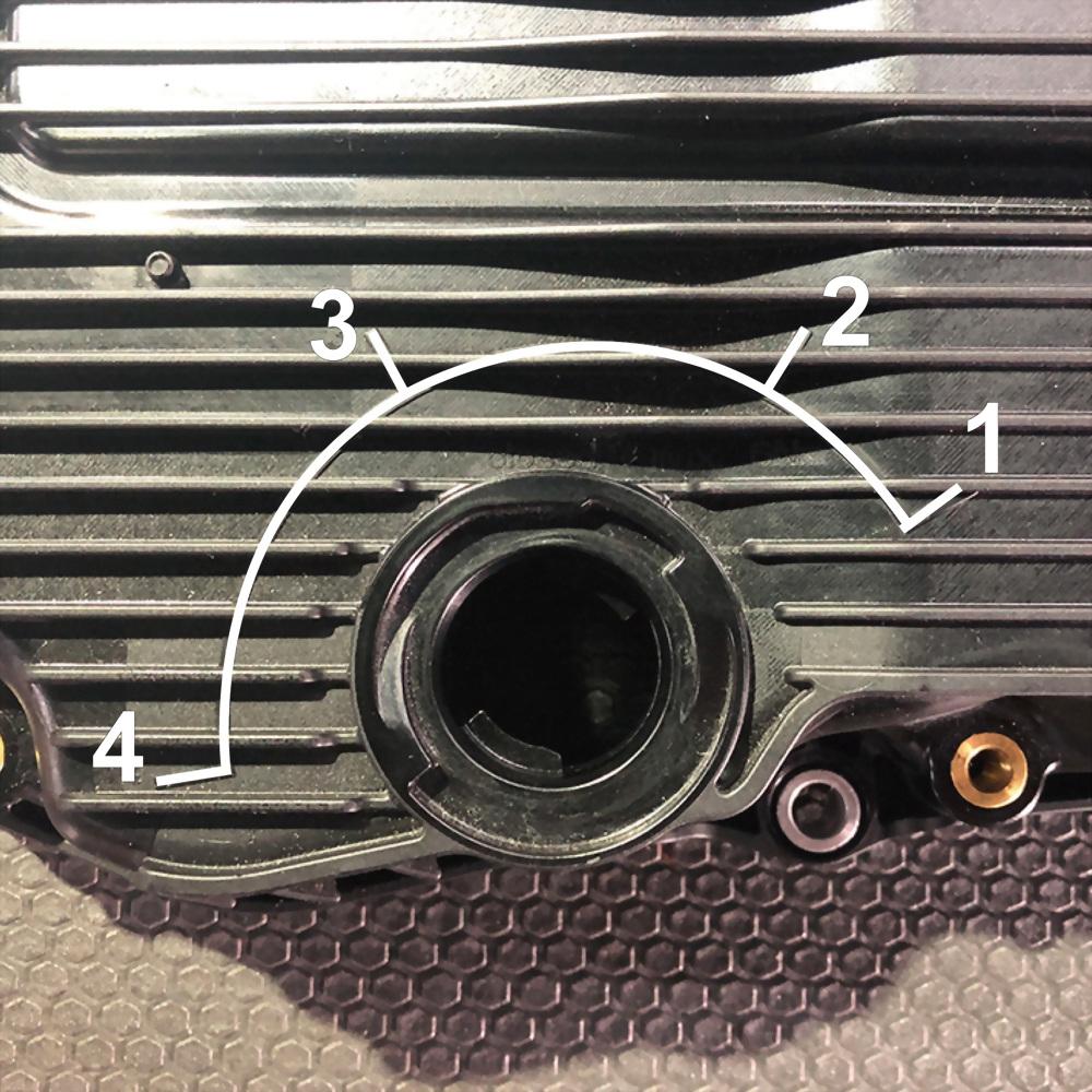Mercedes-Benz 725 589 02 90 00 Service Tool