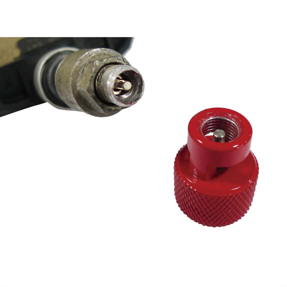 Tire Deflator for TPMS Valves