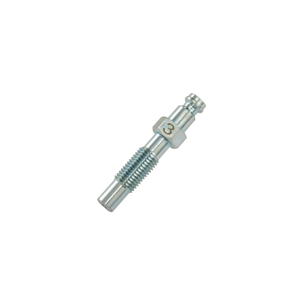 No. 3 Glow Plug Adapter M10 × P1.25