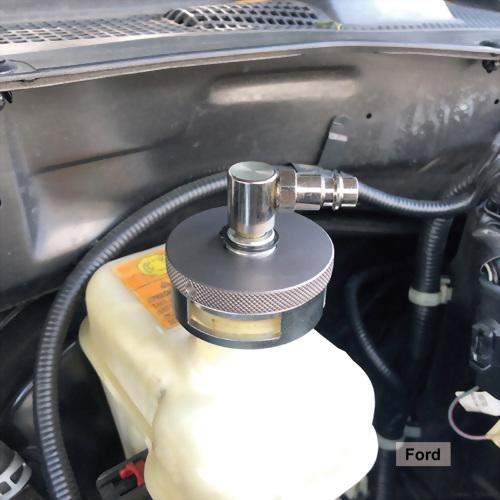Fits Dodge Viper 2001-2017 Brake Master Reservoir Cap; Brake Master Cylinder