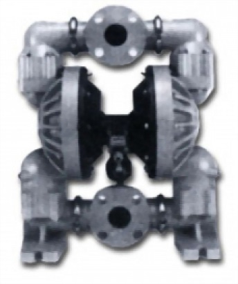 氣動雙隔膜式輸送泵