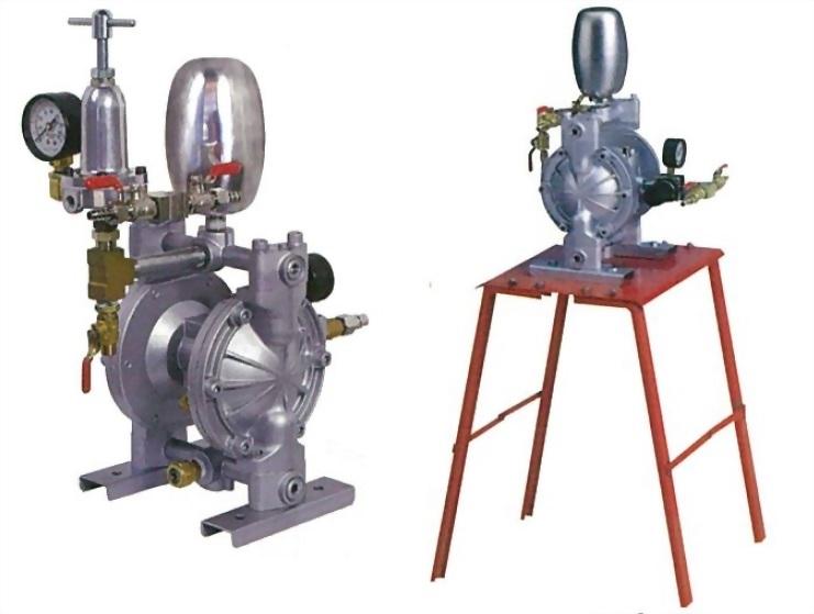 輕型氣動雙隔膜泵
