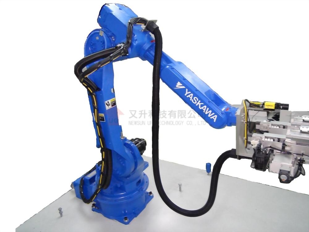 Robot 電容雙指測試機