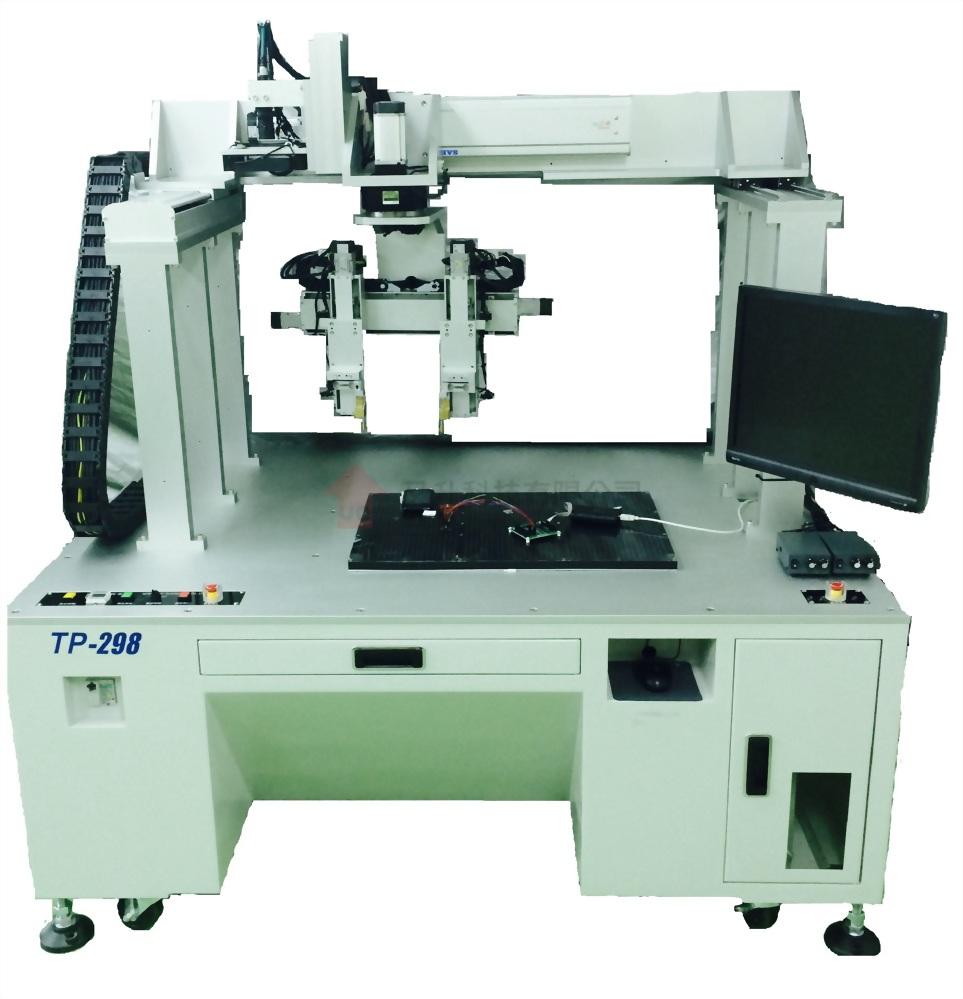 TP-298雙指電容式觸控面板性能測試機