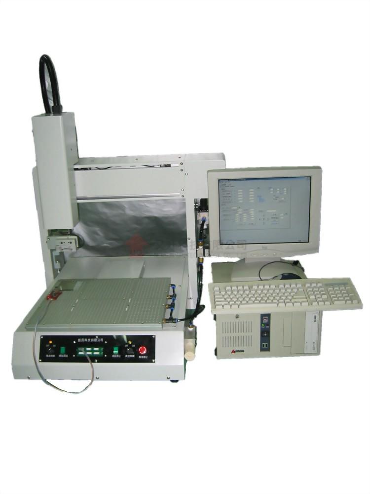 TP-818 桌上型觸控面板性能測試機