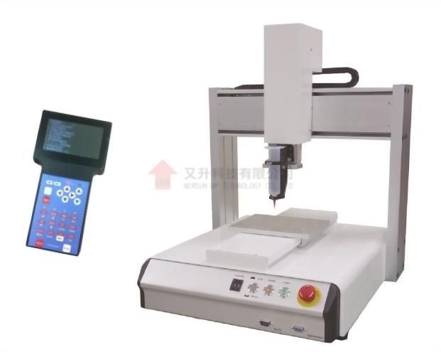 桌上型自動點膠機 UPD-400