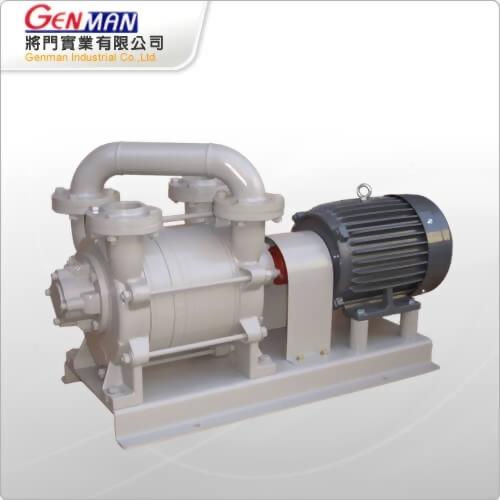 液封式真空幫浦-雙段式-GWV-5D - 將門實業有限公司