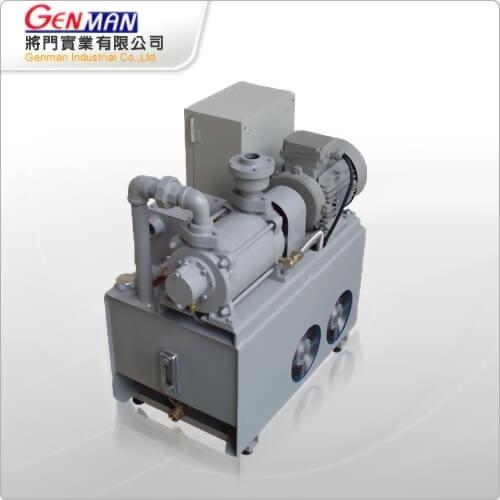 油環式真空幫浦-氣冷式-GOV-2HA - 將門實業有限公司
