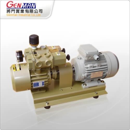 Oil-free vacuum & pressure pumps_Standard Model - Genman Industrial