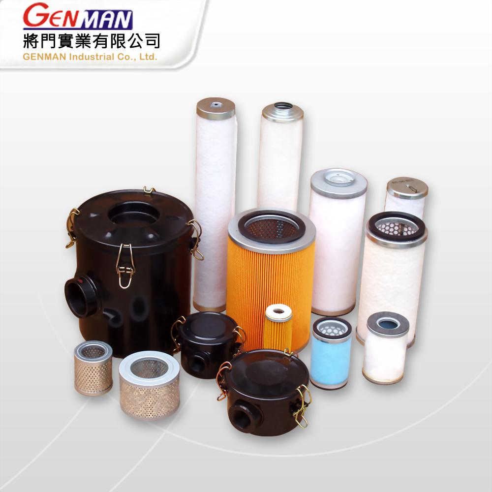 進氣&排氣過濾器