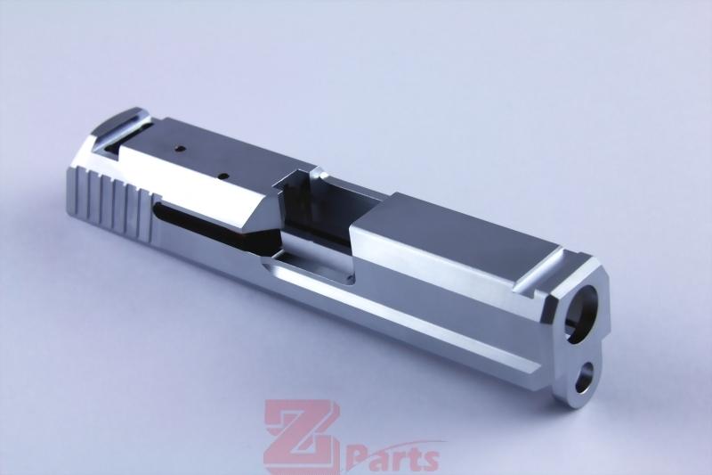 KSC COMPACT Steel Slide-Silver