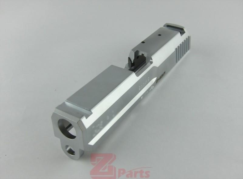 KSC P10 Steel Slide-Silver